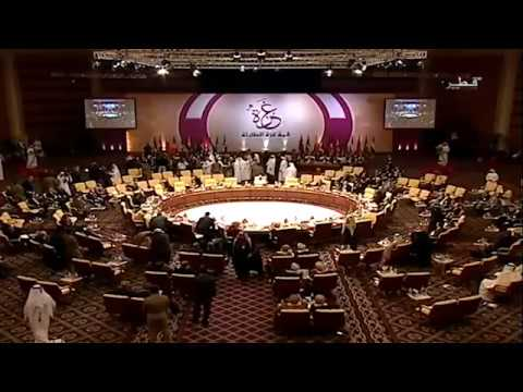 Qatar supports rebuilding of Gaza Strip and also Palestinian National Unity government