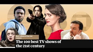 100 Best Tv Shows Of The Century | The Guardian List