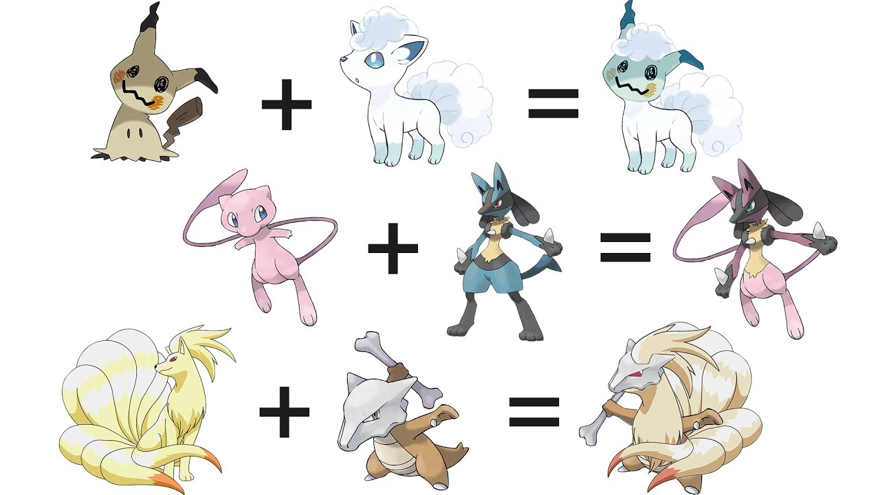 Fan requests 10 pokemon evolutions that you wish existed lucario mew youtube - Evolution mew ...