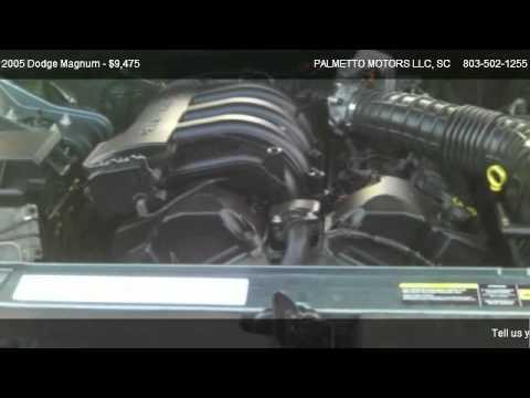 Dodge Magnum Se Palmetto Motors Llc Youtube