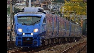 JR九州 885系, 883系, 787系 鹿児島本線 通過&発車映像