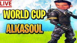 [Live | Fortnite Maroc] - WORLD CUP SOLO SEMAINE 3