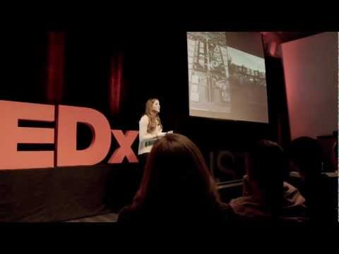 A new environmentalism: Maddy Salzman at TEDxWUSTL 2013