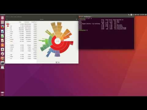 How to Check for Free Disk Space on Ubuntu Linux