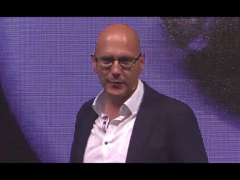 Blockchain, meer dan alleen een nieuwe technologie | Mark Raben | TEDxVeghel