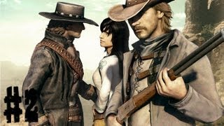 Call of Juarez: Bound in Blood - Walkthrough - Part 2 - Chapter 2 (PC) [HD]