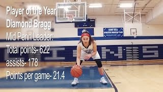 Diamond Bragg is PennLive's girls basketball player of the year