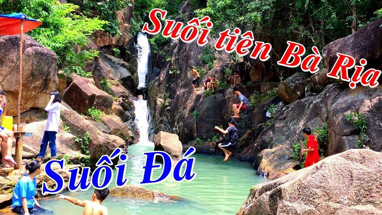 Full 5 hồ khu du lịch thiên nhiên trên Núi | Suối Đá – Suối Tiên (Bà Rịa Vũng Tàu)