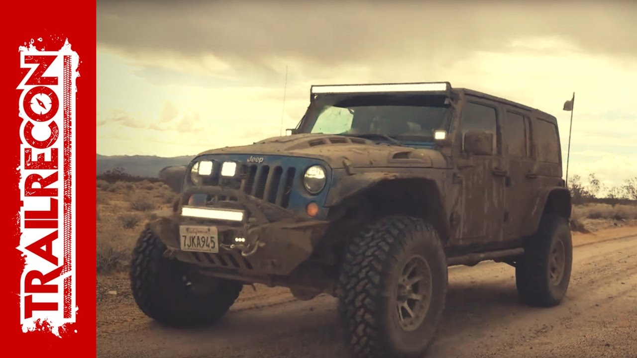 San Diego Jeep >> Teaser - Mojave Road Trail Adventure with the San Diego