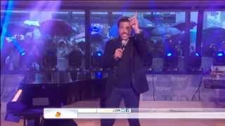 Lionel Richie ,HD, All Night Long  ,live ,Today Show,HD 1080p