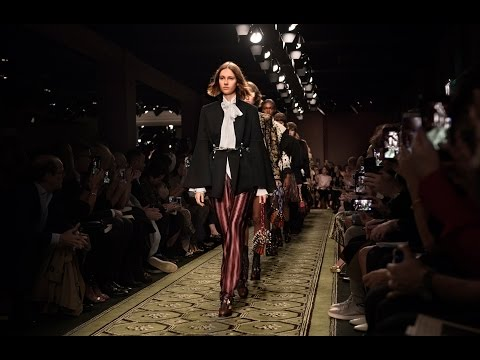 The Burberry September 2016 Show