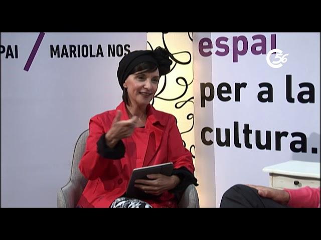 Rafel Nadal entrevista Mariola Nos