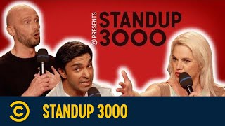 STANDUP 3000 – WTF & OMG