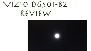 Vizio D650i-B2 Review