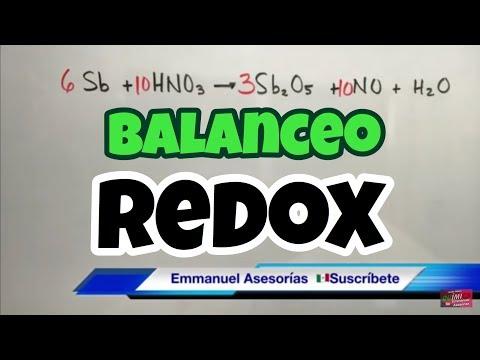 Balanceo por Método Redox (Parte 1)