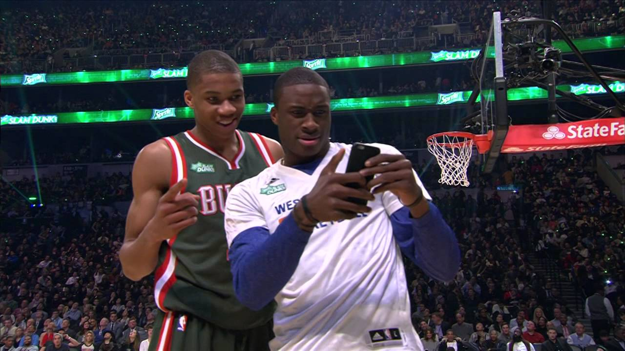 Giannis Antetokounmpo Gets Assistance from his Brother ...