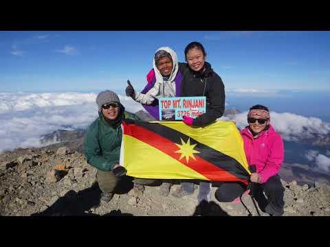 Mount Rinjani 3D2N Hike Sept 2017