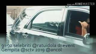 91-92 Ratu iDoLa di acara Gempita SCTV 2019