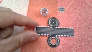 f1 de prost gp en papercraft