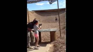 9 year old girl accidentally kills shooting instructor with Uzi