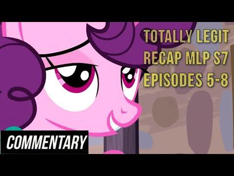 [Blind Commentary] Totally Legit Recap S7, Episodes 5-8