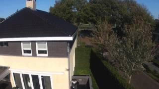 Drone video Huis te koop Nistelrode Zwarte molenweg 14