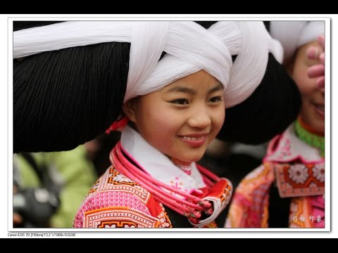Longhorn Miao in Guizhou