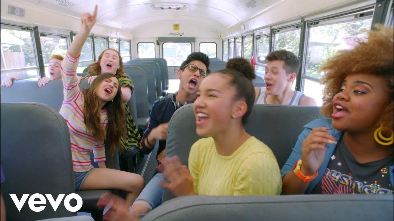 The Medley, The Mashup (HSMTMTS | Buspool Karaoke | Disney+)