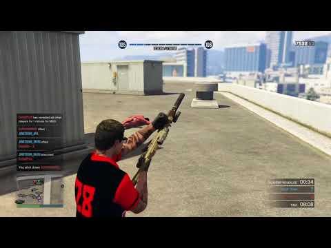 GTA 5 ONLINE: JTRG VS PACK/2LiT