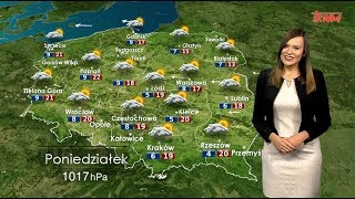 Prognoza pogody 23.09.2019