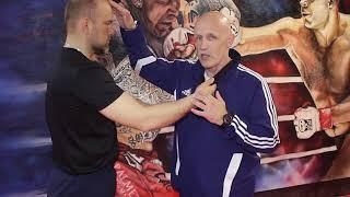 Валерий Крючков. ТВ передача Защити себя сам 2018 год .выпуск09