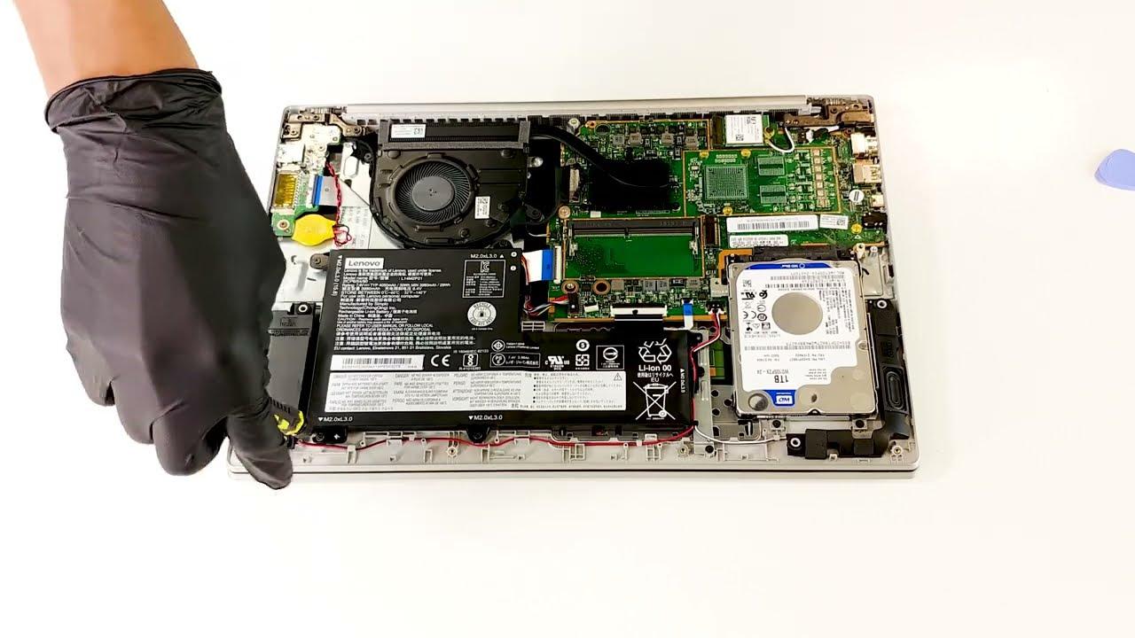 Lenovo Ideapad 330s 15 Disassembly And Upgrade Options Youtube