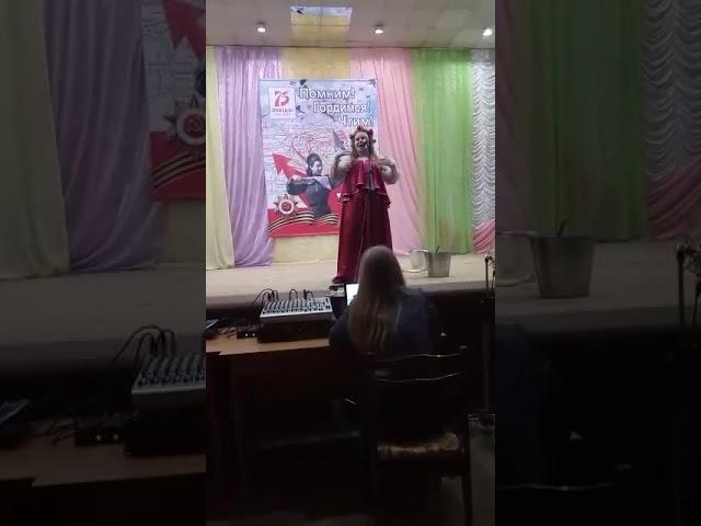Изображение предпросмотра прочтения – АринаМацко читает произведение «Сорочинская ярмарка» Н.В.Гоголя