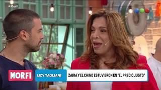 Lizy Tagliani habló de todo - Morfi