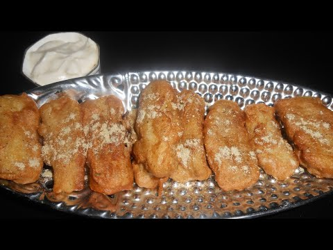 How To Make Orly Fish At Home | Fish Finger Recipe