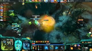 Na`Vi vs Empire - Grand Final - Game 1 (TECHLABS - Grand Final) [EPIC GAME]