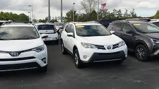 Jospehs used SUV selection by Garrett
