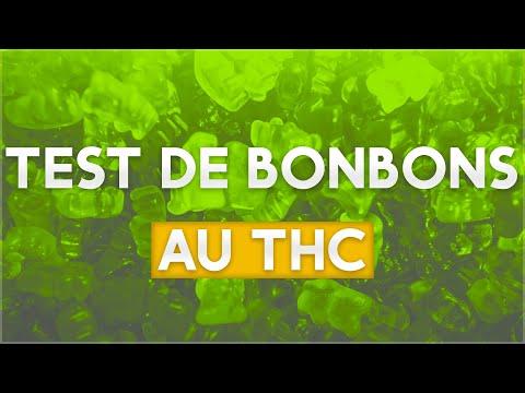 TEST DE BONBONS AU HASH ROSIN ( Pas Du Cbd )