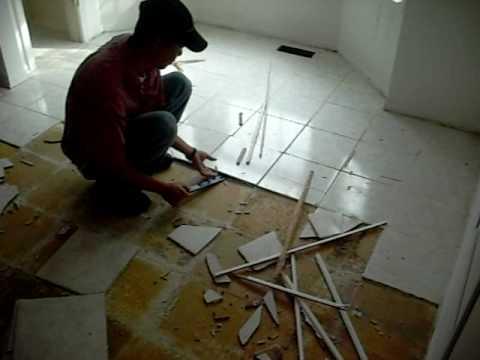 Basement floor tile ideas