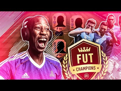 ABDOULAYE SARR IS BACK ! FIFA 18 ROAD TO FUT CHAMPIONS #3 !