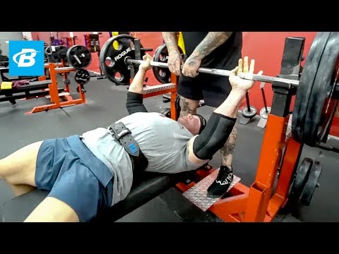 How to IMPROVE Your Bench Press Today | Mark Bell