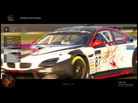 GT Sport | The battle in Brazil |  BreadSquadRacing & GT masters World tour