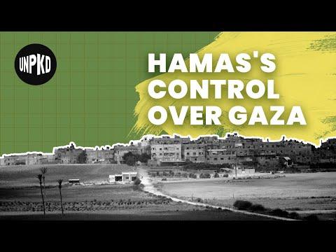 Hamas's Control Over Gaza