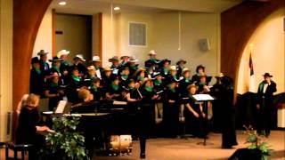 Home on the Range performed by the Norman Singers