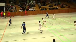 Augsburger Stadtmeisterschaft: Halbfinale: TG Viktoria Augsburg - Türkspor Augsburg