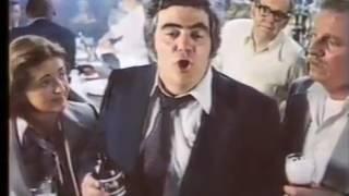 Piel's beer ad w/Jimmy Breslin - 1978