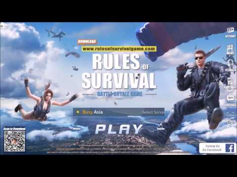 How To Download And Install Rules Of Survival In Pc