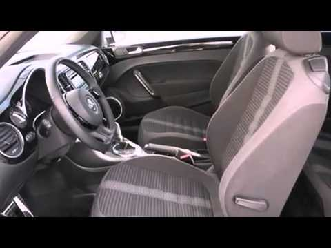 2012 Volkswagen Beetle 2.0T Black Turbo Launch Edition PZE