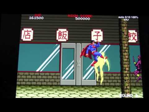 Superman Arcade Review