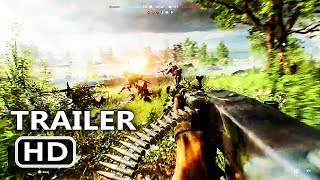 PS4 - Battlefield 5 Gameplay Trailer (2018)